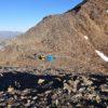 Archäologische Grabung am LanggrubjochScavo archeologico sul giogo FossalungaArcheological excavation at the Giogo Fossalunga ridge