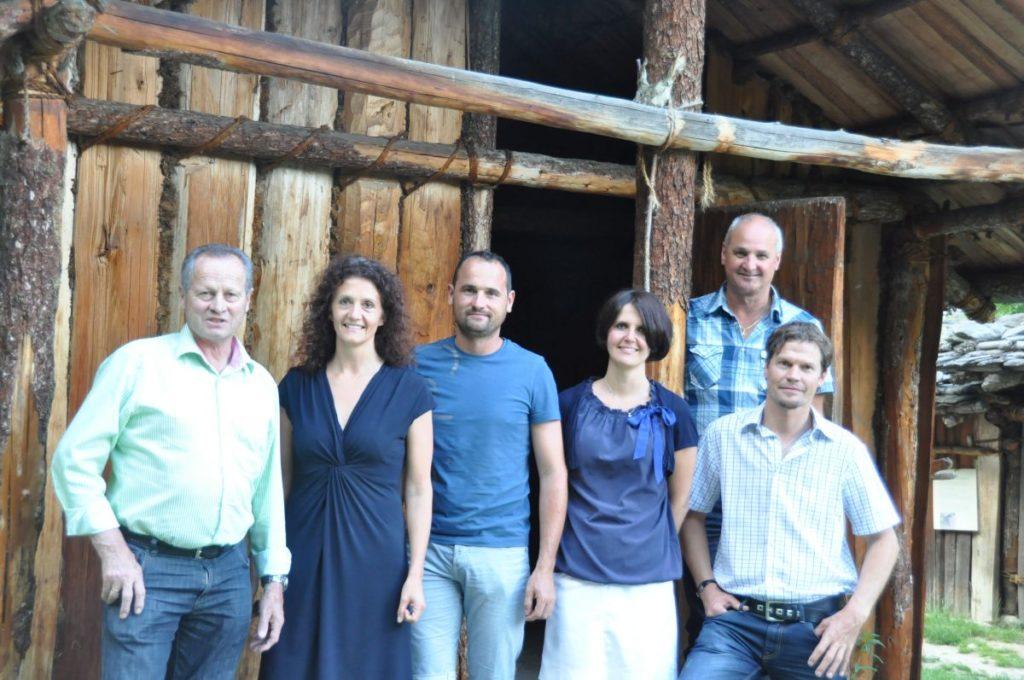 Neuer Vorstand Museumsverein</br>Nuovo consiglio amministrativo dell'associazione museale</br>New board members