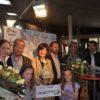 """Schülerausstellung """"Steinzeit Hautnah"""" eröffnetL'inaugurazione della mostra scolaresca della scuola elementare di MonguelfoInauguration of a primary school exhibition"""