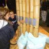 Ausstellung zur Geschichte der Flöte von Edith Exo und Johanna NiederkoflerMostra sulla storia dei flautiExhibition on the history of the flutes