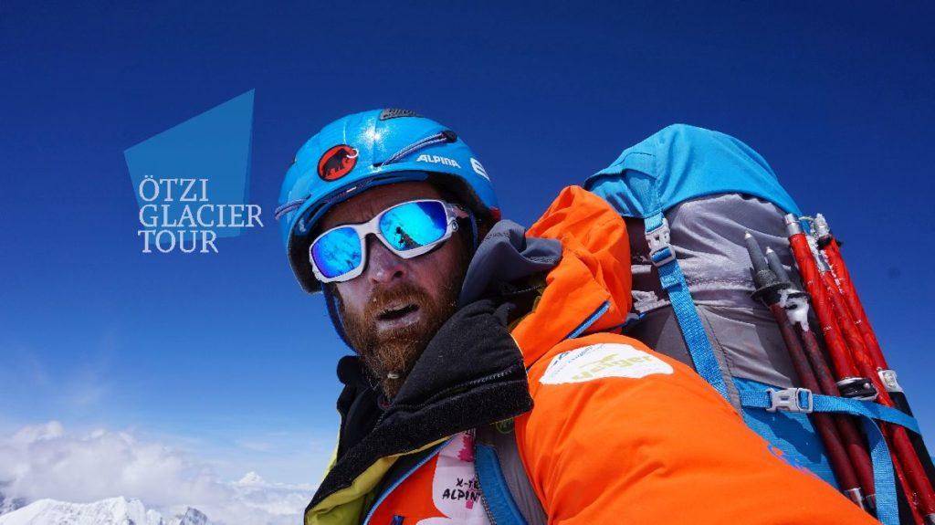 Nikolaus Gruber<br/>Ötzi Glacier Tour 2018