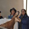 Exkursion der EXARC Kongreßteilnehmer in den archeoParc SchnalstalExcursione dei partecipanti della conferenza EXARC all'archeoParc Val SenalesExcursion from the EXARC conference participations to the archeoParc Val Senales valley