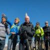 Schnalstal: Simon Messner begleitet einen Exclusivtermin der Ötzi Glacier Tour zur Fundstelle von ÖtziVal Senales: Simon Messner accompagna l'Ötzi Glacier Tour che passa dal luogo di ritrovamento dell'Uomo venuto dal giaccioVal Senales Valley: Simon Messner attends the Ötzi Glacier Tour, which passes by the discovery place of the IcemanSeptember 2019