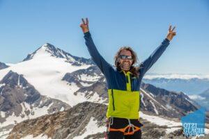 Ötzi Glacier Tour with Thomas Huber July 2021